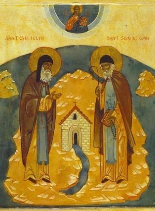 St Cybi
