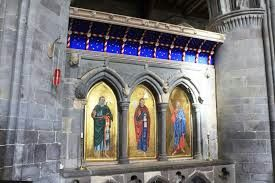 St Davids Cathedral Icons
