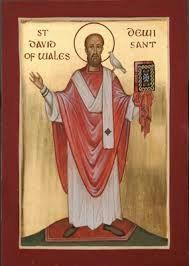 Dewi Sant / St David