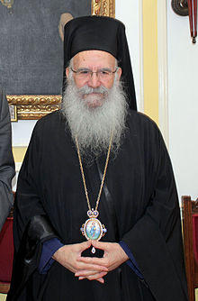 Archbishop Gregorios reposed in the Lord. May his memory be eternal.