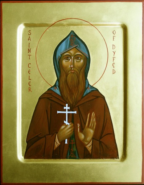 Icon of St Celer