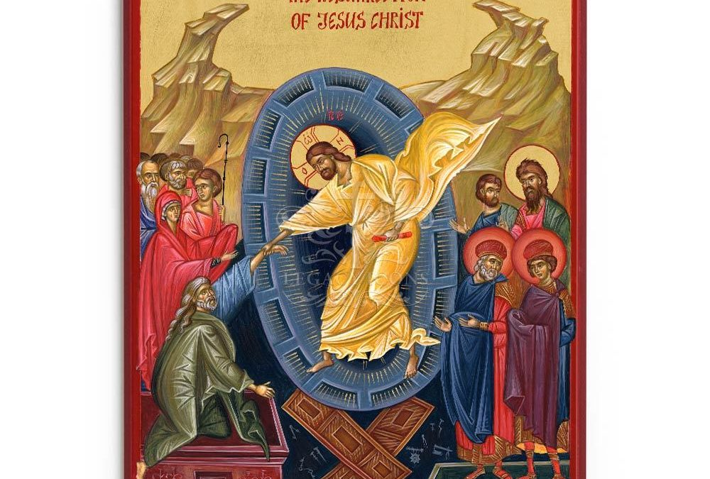 Services in Lampeter for Holy Week and Pascha